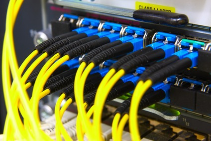 Argon Cabling image of yellow cables