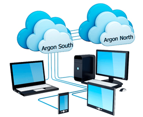 IT Services Cloud image